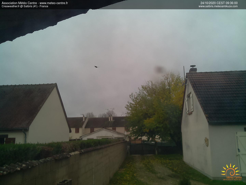 Webcam Météo de Salbris - Loir-et-Cher (41)